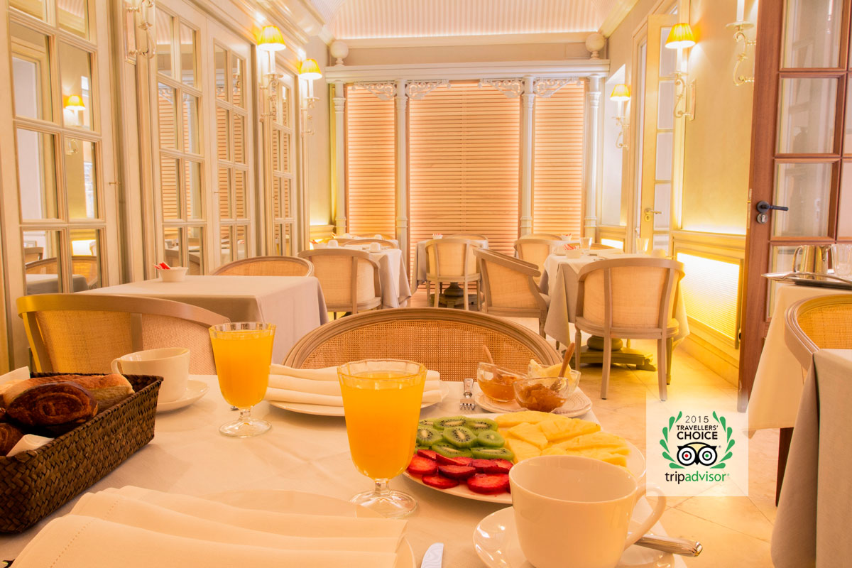 An exceptional hotel in the center of seville hotel for Boutique hotel sevilla