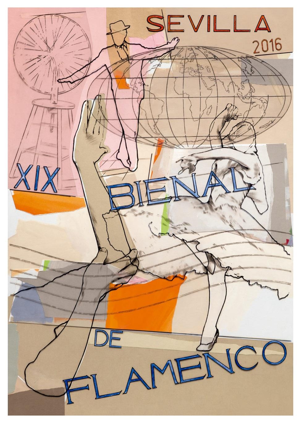 cartel de la Bienal 2016