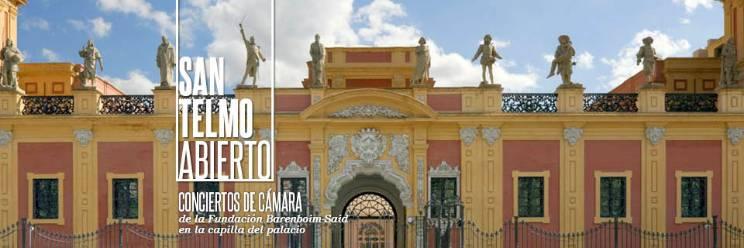 3, 10 y 17 Ciclo de Conciertos de Música de Cámara en el Palacio de San Telmo