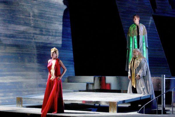 Opera DER KöNIG KANDAULES de Alexander von Zemlinsky en el Teatro de la Maestranza