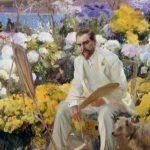 Joaquin Sorolla un jardín para pintar