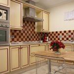 kitchen apartament luxury Seville