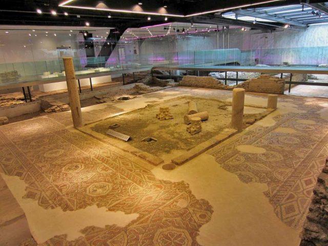 Antiquarium Setas de sevilla