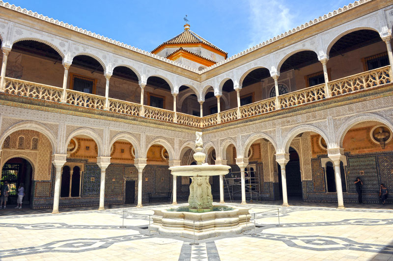 Casa-Palacio-de-pilatos-sevilla