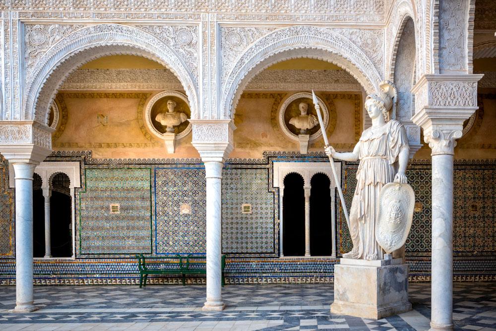Casa palacio de sevilla