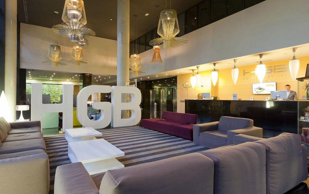Hoteles con encanto en Bilbao