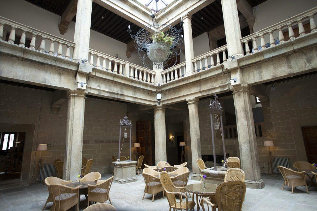 Hoteles con encanto en Plasencia