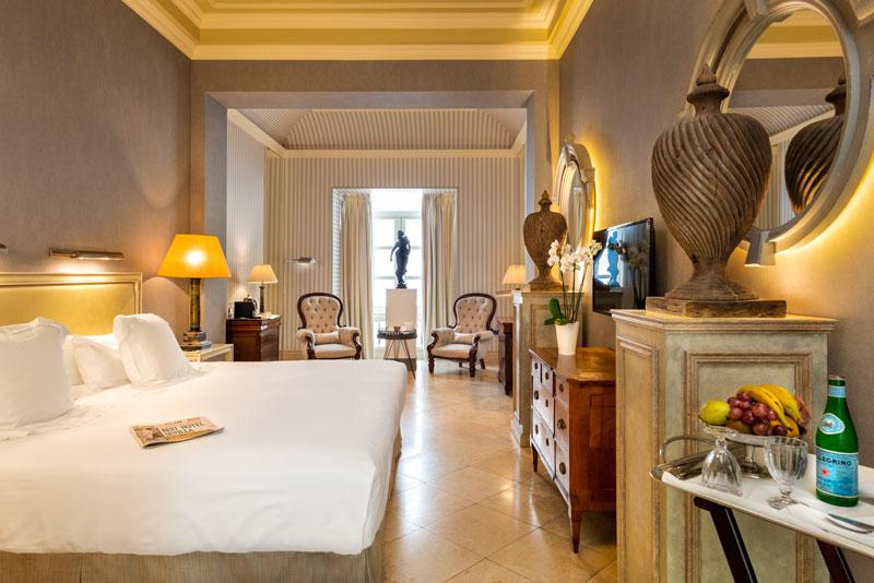 Suite boutique hotel